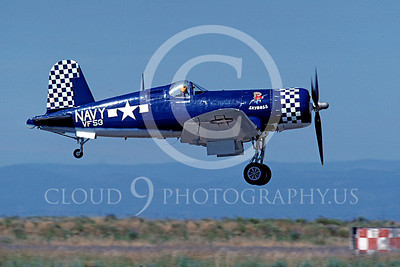WB - Chance Vought F4U Corsair 00112 Chance Vought F4U Corsair US Navy Skyboss warbird markings by Peter J Mancus