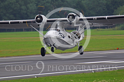 WB - Consolidated PBY-54 Catalina 00007 Consolidated PBY-54 Catalina US Navy warbird by Peter J Mancus