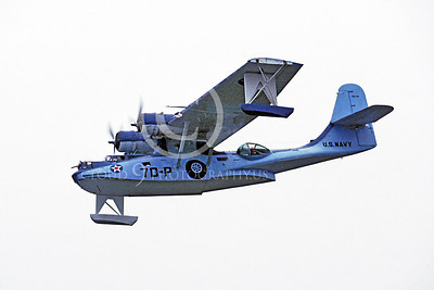 WB - Consolidated PBY-54 Catalina 00016 Consolidated PBY-54 Catalina US Navy warbird by Peter J Mancus