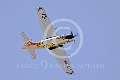 WB - Douglas A-1 Skyraider 00138 Douglas A-1 Skyraider by Peter J Mancus