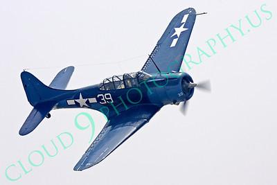 WB - Douglas SBD Dauntless 00042 Douglas SBD Dauntless US Navy World War II dive bomber warbird by Peter J Mancus
