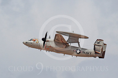 E-2USN 00086 Grumman E-2C Hawkeye US Navy 166506 VAW-116 USS Abraham Lincoln June 2010, by Peter J Mancus