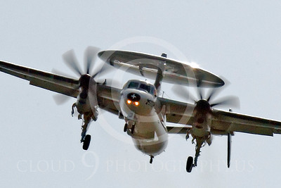 E-2USN 00034 Grumman E-2C Hawkeye US Navy June 2010, by Peter J Mancus