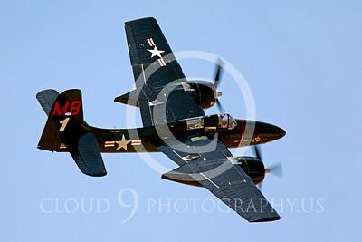 WB - Grumman F7F Tigercat 00028 Grumman F7F Tigercat by Peter J Mancus