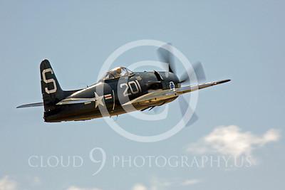 WB - Grumman F8F Bearcat 00014 Grumman F8F Bearcat by Peter J Mancus