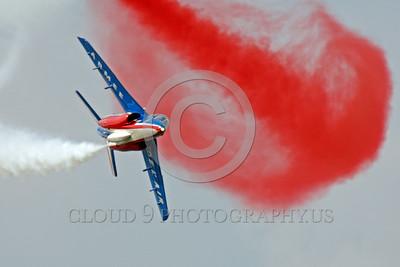 Patrouille de France 00008 A solo flying Dassault-Breguet Dornier Alpha Jet Patrouille de France military airplane picture by Peter J Mancus