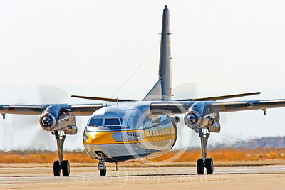 GoldK 00009 A taxing Fokker C-31 Troopship US Army GOLDEN KNIGHTS Edwards AFB military airplane picture by Peter J Mancus