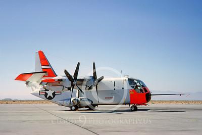DG 00074  Vought XC-142A Tri-Service 25921 VSTOL by Clay Jansson