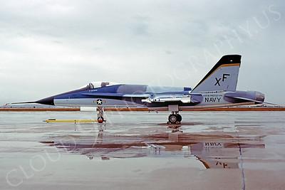 PT 00006 Northrop XF-18 Hornet US Navy 11 November 1978 NAS Miramar by Peter B Lewis
