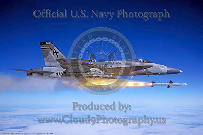 VFA-204 River Rattlers  Boeing F/A-18 Hornets AF #405 firing a Sparrow during a missile shoot from Key West.  1 September 2015. Jose Ramos VFA-204 River Rattlers  Boeing F/A-18 Hornets AF #405 firing a Sparrow during a missile shoot from Key West.  1 September 2015. Jose Ramos VFA-204 River Rattlers  Boeing F/A-18 Hornets AF #405 firing a Sparrow during a missile shoot from Key West.  1 September 2015. Jose Ramos