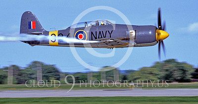 WSP-MA 00244 Hawker Sea Fury by Peter J Mancus