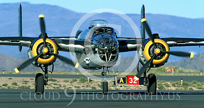 WSP-MA 00440 North American B-25 Mitchell by Peter J Mancus