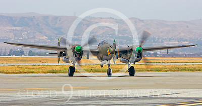 WSP-MA 01011 Lockheed P-38 Lightning Porky II by Peter J Mancus