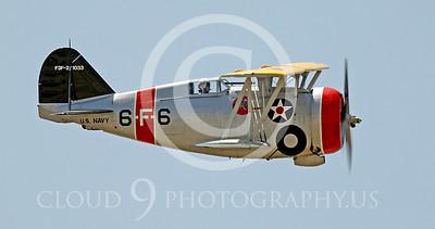WSP-MA 00432 Grumman F3F-2 by Peter J Mancus