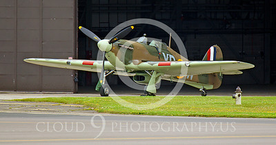 WSP-MA 00049 Hawker Hurricane British RAF warbird markings by Peter J Mancus