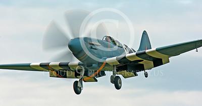 WSP-MA 00428 Vickers-Supermarine Spitfire British RAF warbird by Peter J Mancus