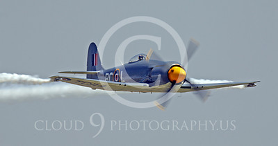 WSP-MA 00166 Hawker Sea Fury by Peter J Mancus
