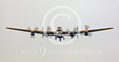 WSP-MA 00158 Avro Lancaster British RAF warbird by Peter J Mancus