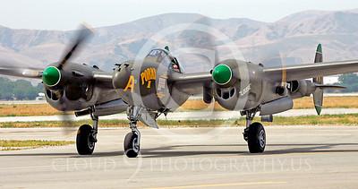 WSP-MA 00051 Lockheed P-38 Lightning Porky II by Peter J Mancus