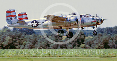 WSP-MA 00420 North American B-25 Mitchell Panchito by Peter J Mancus