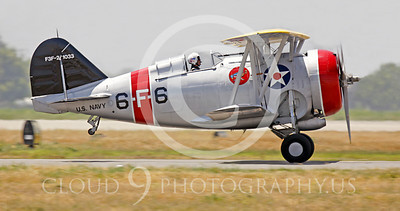 WSP-MA 00403 Grumman F3F-2 by Peter J Mancus