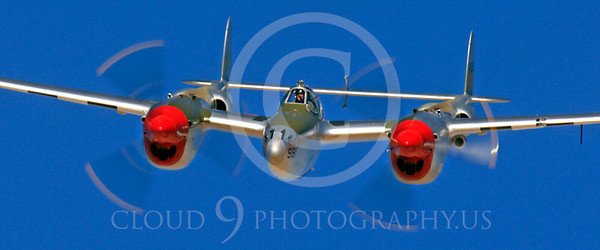 WSP-MA 00006 Lockheed P-38 Lightning by Peter J Mancus
