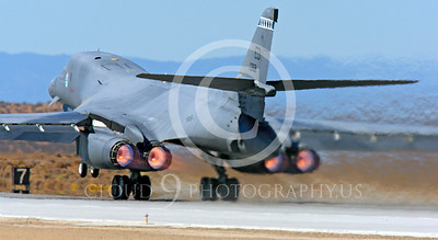 WSP-MA 00007 Rockwell B-1B Lancer USAF ED by Peter J Mancus