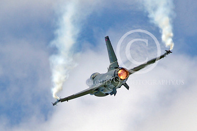 AB - F-16USAF 00154 Lockheed Martin F-16 Fighting Falcon USAF jet fighter afterburner airplane picture by Stephen W D Wolf