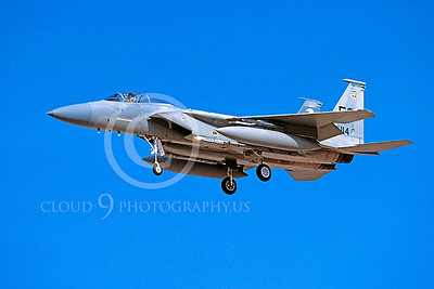 MiGK 00014 McDonnell Douglas F-15 Eagle USAF TWO KILLS May 1997 by Peter J Mancus