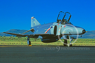 MiGK 00016 McDonnell Douglas F-4E Phantom II USAF 67392 TWO KILLS June 1989 by Peter J Mancus