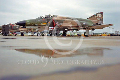 MiGK 00019 McDonnell Douglas F-4E Phantom II USAF 68493 ONE KILL by Peter J Mancus
