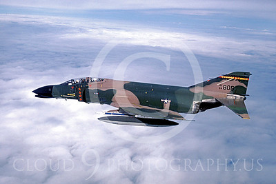 MiGK 00006 McDonnell Douglas F-4 Phantom II Hawaii ANG 64806 FOUR KILLS by Peter J Mancus