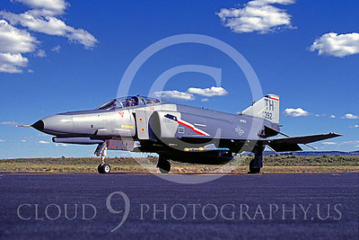 MiGK 00007 McDonnell Douglas F-4E Phantom II USAF 67392 TWO KILLS by Peter J Mancus