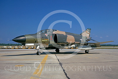 MiGK 00013 McDonnell Douglas F-4E Phantom II USAF 68338 TWO KILLS November 1973 by Duane A Kasulka