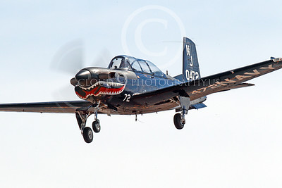 T-34USN 00006 A landing black sharkmouth US Navy Beech T-34C Mentor 0472 NJ code 10-2013 military airplane picture by Peter J Mancus