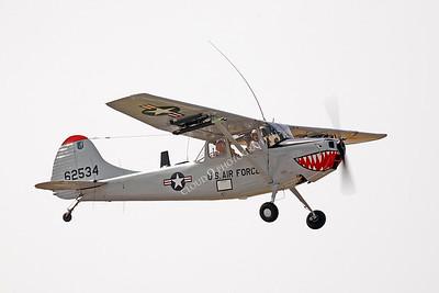SM 00016 Cessna O-1 Birddog WARBIRD by Peter J Mancus