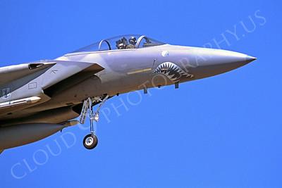 SM 00040 McDonnell Douglas F-15 Eagle Oregon Air National Guard by Peter J Mancus