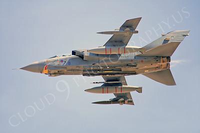 SM 00032 Panavia Tornado British RAF ZA400 by Paul Ridgway