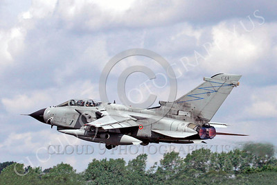 SM 00012 Panavia Tornado Italian Air Force 50-43 by Paul Ridgway