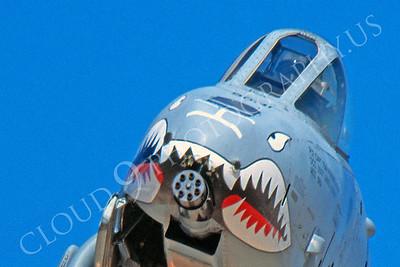 SM 00169 Fairchild A-10 Thunderbolt II Warthog USAF by Peter J Mancus