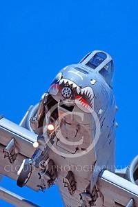 SM 00038 Fairchild A-10 Thunderbolt II Warthog USAF by Peter J Mancus