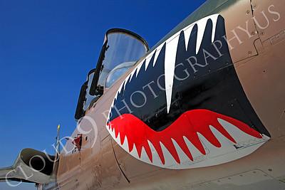 SM 00103 Republic F-105 Thunderchief USAF by Peter J Mancus