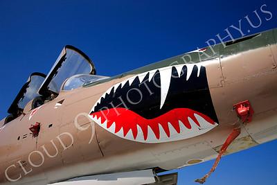SM 00089 Republic F-105 Thunderchief USAF by Peter J Mancus