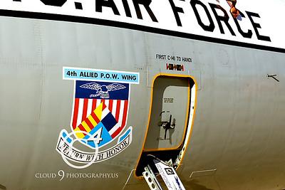 C-141 00001 Lockheed C-141B StarLifter USAF by Peter J Mancus
