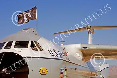 C-141 00006 Lockheed C-141B StarLifter USAF by Peter J Mancus
