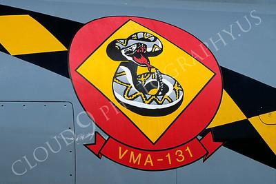 SWCI 00002 On Douglas A-4 Skyhawk VMA-131 by Peter J Mancus