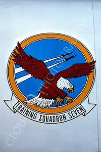 SWCI 00011 Training Squadron 7 on Douglas TA-4J US Navy April 1977 by Peter J Mancus