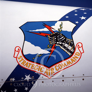SWCI 00003 United States Air Force Strategic Air Command on Boeing KC-135 Stratotanker by Peter J Mancus