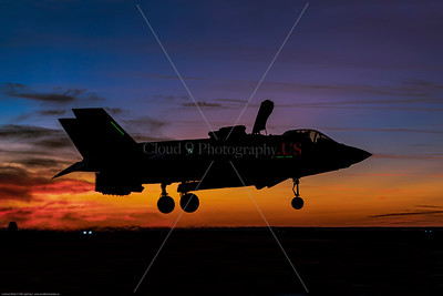 British Royal Navy F-35 Lightning II Silhouette Pictures