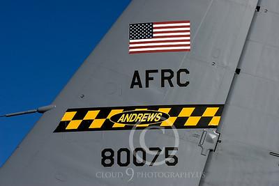 TAILS 00063 Boeing KC-135 Stratotanker USAF by Peter J Mancus